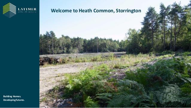 Heath Common development proposal