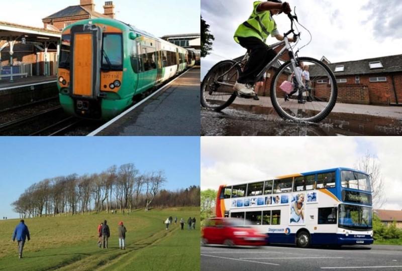 West Sussex Transport Plan