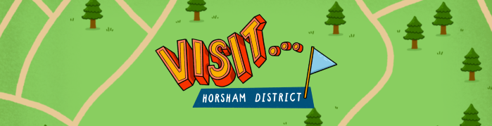 Visit Horsham banner