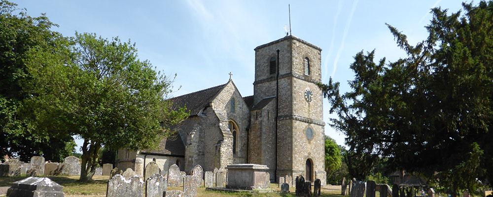 Parish Church, Storrington