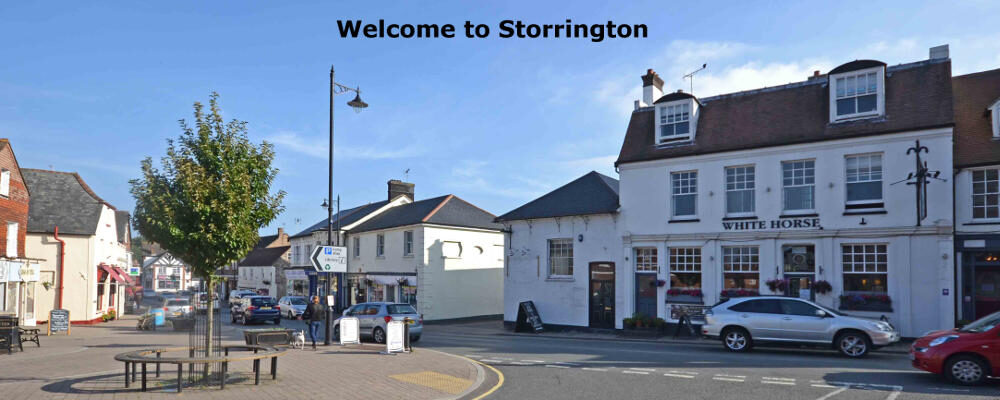 The Square, Storrington
