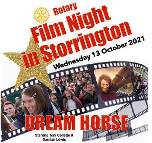 "Storrington Film Night: ""Dream Horse"" @ Sullington Parish Hall   Storrington   England   United Kingdom"