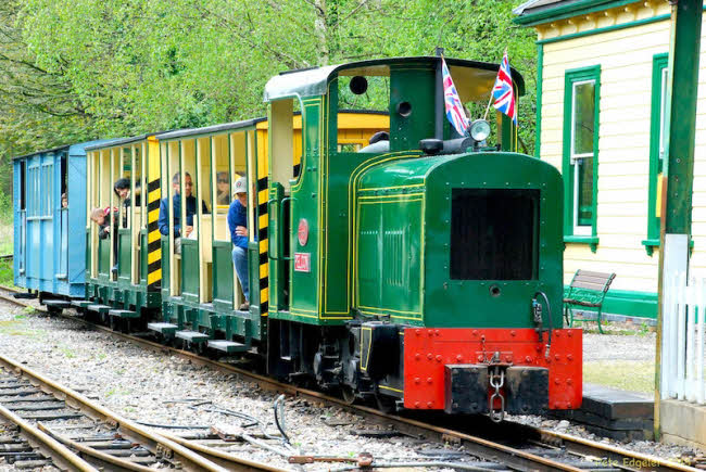 Amberley Museum - Autumn Industrial Trains Event @ Amberley Museum | Amberley | England | United Kingdom