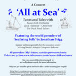 All At Sea - Sussex Folk Orchestra